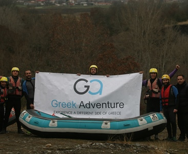 Greek Adventure - STAFF CONFERENCE
