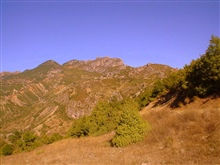 Trekking in Portitsa