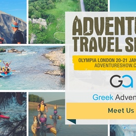 Meet Us at Adventure Travel Show 2018
