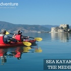 Greek Adventure Sea Kayaking through the medieval Nafplio