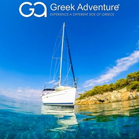 Enjoy a gorgeous 2-day sailing escape in Athens!