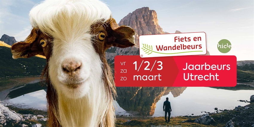 "Greek Adventure in ""Fiets en Wandelbeurs"" Tourism Fair"