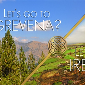 Celebrating St. Patrick's day with activities in the nature of Grevena!