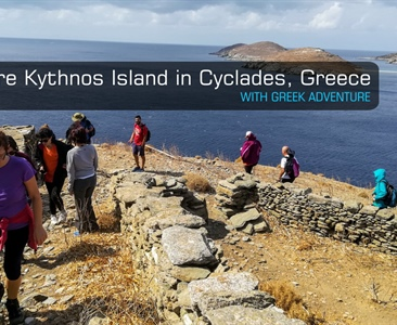 Explore Kythnos, one of the most beautiful Cycladic islands