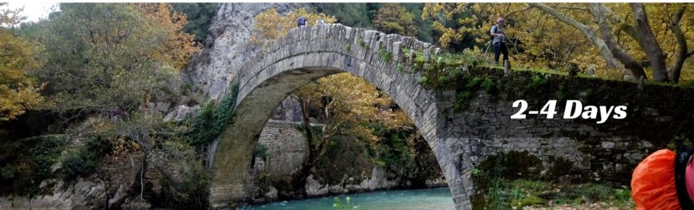 Greek Adventure - Zagori, Olympus, Meteora